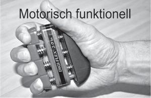 Motorisch funktionelle Therapie 2