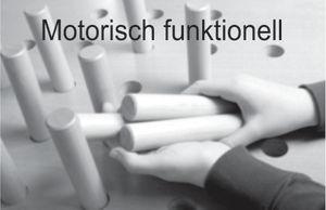 Motorisch funktionelle Therapie 3